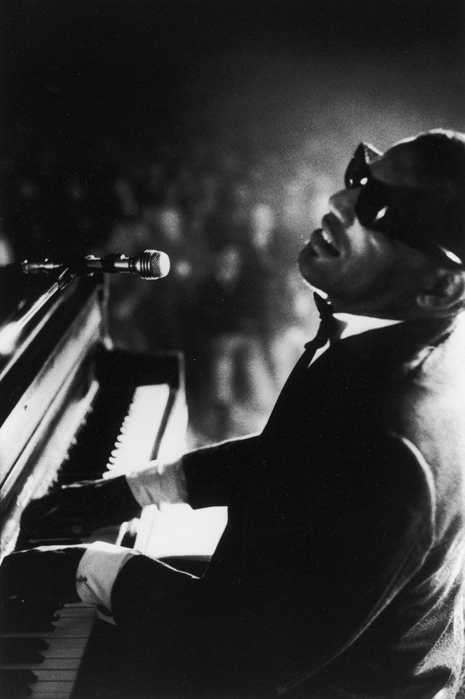 Ray Charles was originally from Albany